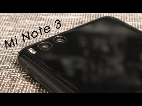 Xiaomi Mi6 Plus? Mi Note 3 - Detaylı İnceleme - Camera - Performance - Sound - Review