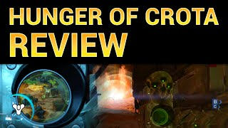 Planet Destiny: Hunger of Crota Review