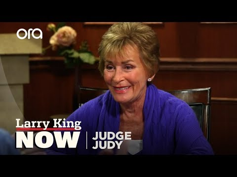"Judge Judy on ""Larry King Now"" - Full Episode Available in the U.S. on Ora.TV"