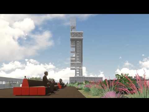 Projet de nouvelle gare maritime pour Montréal