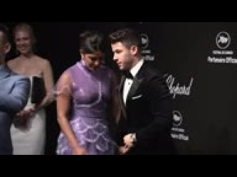 Priyanka Chopra and Nick Jonas attend glamorous Chopard party in Cannes