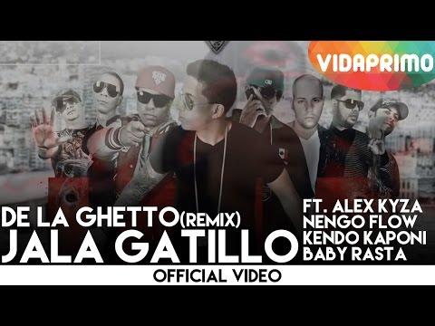 De La Ghetto ft. Alex Kyza, Nengo Flow,...