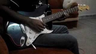 Chue Chue by Zain ul Abidden Guitar