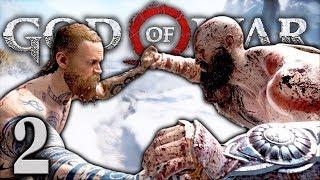 God of War 2018 — Part 2 Gameplay | THE STRANGER | God of War 4 GOW 4 Walkthrough PS4