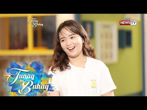 Tunay na Buhay: Inah de Belen, na-pressure nga ba sa kanyang pagpasok sa showbiz?