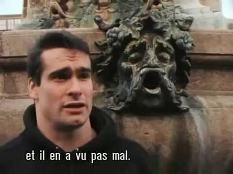 Henry Rollins French Interview