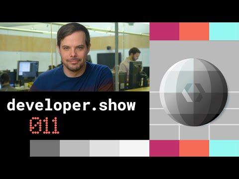 The Developer Show 011 (DevTraining Twitter Chat)