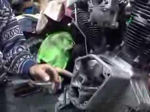 #101 Harley 197072 shovelhead oil pump modifications