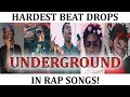 Hardest UNDERGROUND BEAT DROPS In Rap Songs mp3
