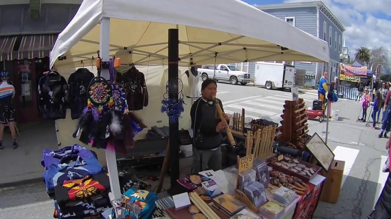 San Juan Bautista Arts And Crafts Festival