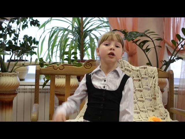 Изображение предпросмотра прочтения – Вероника НиколаевнаСоловьянова читает произведение «Детская (Палочка-выручалочка…)» В.Я.Брюсова