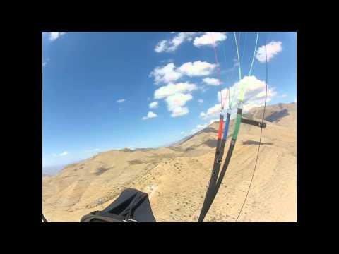 Paragliding Goodsprings Nevada Las Vegas HD Gradeint Aspen 4