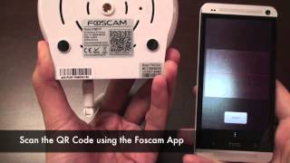 The Foscam FI9821P Plug & Play Camera Video Tutorial