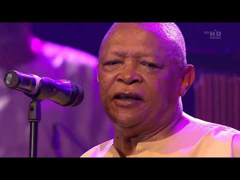 Hugh Masekela The Late [Living] Jazz Legend Performs Stimela