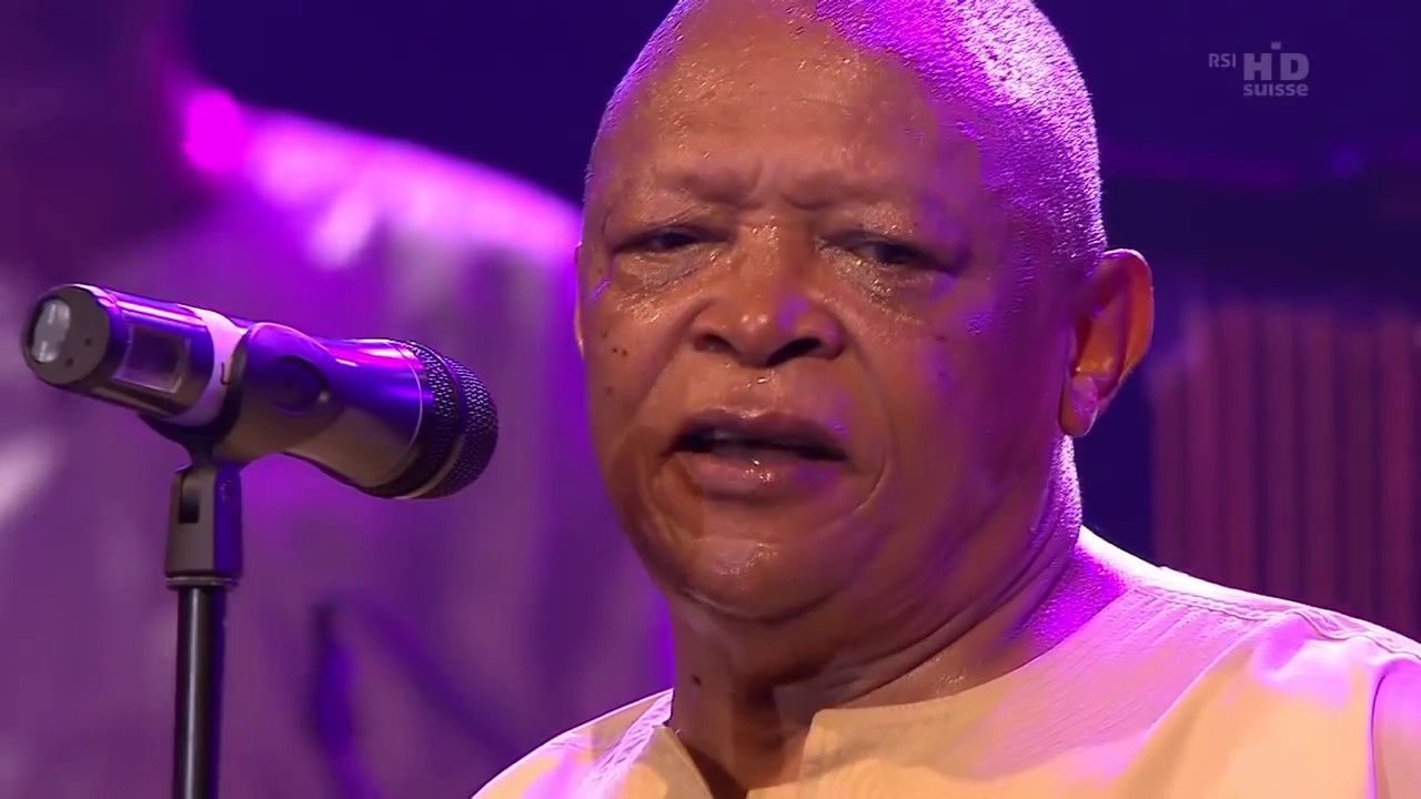 "Hugh Masekela | The Jazz Legend Performs ""Stimela"""