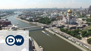 'Kadyrov Bridge' sparks controversy | DW News