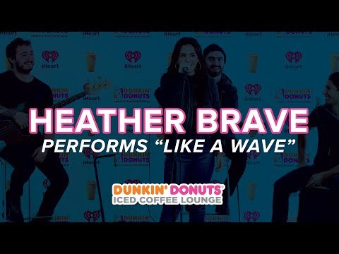 Heather Brave Performs 'Like a Wave' Live | DDICL