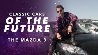 Classic Cars Of The Future: Three Mazda 3s