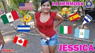 JESSICA - Hermosa Salvadoreña / Iniciamos Con Buena Vibra!!