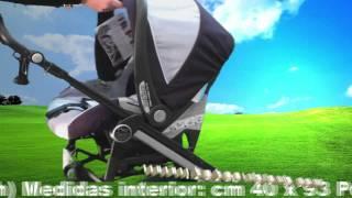 Cochecito peg perego pliko easy drive 2012