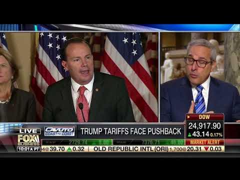 Height Capital Markets Analyst Clayton Allen: Steel Aluminum Tarriffs