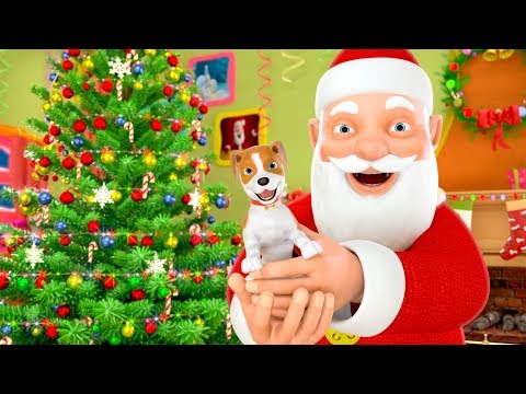 We Wish You A Merry Christmas | Xmas Music & Christmas Carols | Cartoon Songs by Little Treehouse