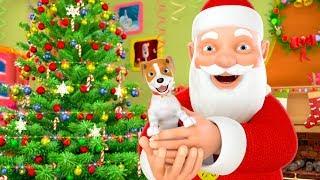 Baixar We Wish You A Merry Christmas | Xmas Music & Christmas Carols | Cartoon Songs by Little Treehouse