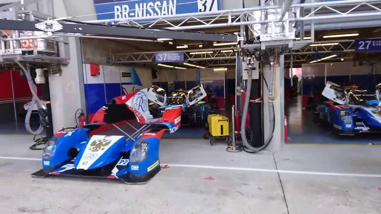 24H Le Mans 2016 / Pit Lane