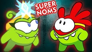 Om Nom Stories: SUPER NOMS BEST EPISODES LIVE 🔴 | Cut The Rope | Cartoons for Children