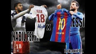 Nabil Fekir x Leo Messi