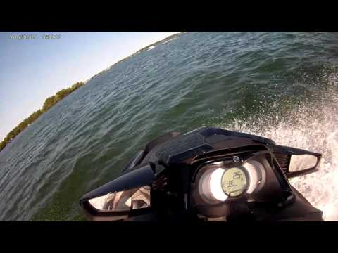 "Driving a 2016 GTX-S 155 ""A Jet Ski With Suspension!"""