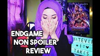 Avengers Endgame Non Spoiler Review (Malaysia)