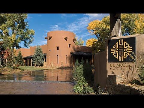 El Monte Sagrado Resort & Spa, Taos, New Mexico - Intro