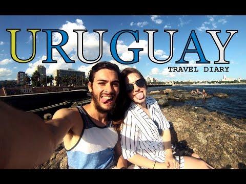 Montevideo + Punta del Este, Uruguay | TRAVEL DIARY