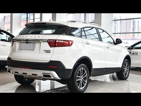 New 2020 Ford Territory Great Suv Exterior And Interior Youtube