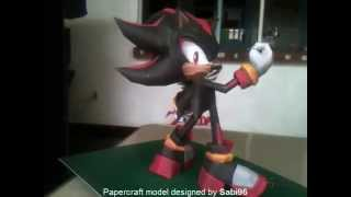 Shadow Papercraft