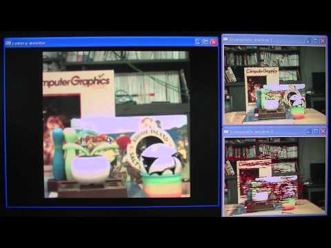 Pseudo Stabilization Using a Multi-View Camera