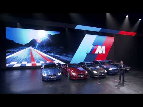 BMW Group 2013 Frankfurt Motor Show