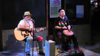 郭明龍 b05 Let Me Be There(Olivia Newton John Cover)鐵花村 20151113