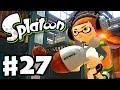 Splatoon - Gameplay Walkthrough Part 27 - Unavoidable Flying Object! (Nintendo Wii U)