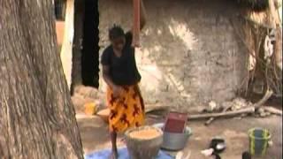 West African Kitchen Work, Mali