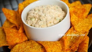 Green Onion Dip Recipe