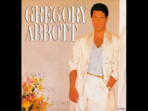 gregory abbott SHAKE YOU DOWN 1986