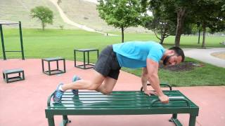 How to use the outdoor gym at Boise