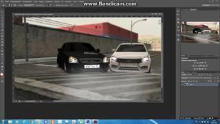 Урок, фотошоп-Photoshop CS6