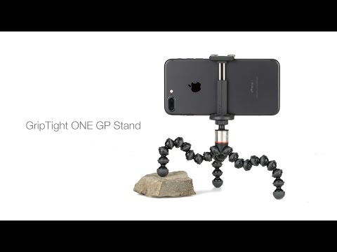 NEW GripTight ONE GorillaPod Stand - by JOBY