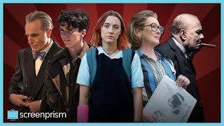 2018's Best Films: Lady Bird, The Post, Dunkirk, Darkest Hour and Phantom Thread
