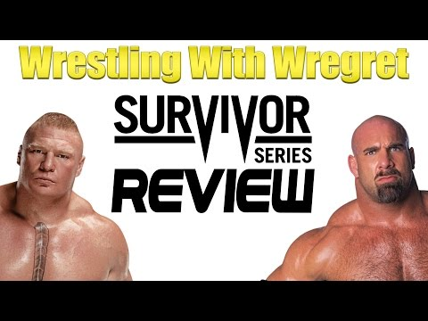WWE Survivor Series 2016 Review | Wrestling With Wregret