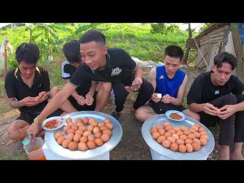 Hữu Bộ   Thi Ăn Trứng Gà Luộc Nhận 10 Triệu Và Cái Kết