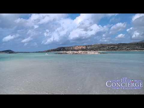 Spiaggia Creta VIP Italia Concierge - cod-ef